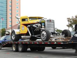 The Great Race Peterbilt BADASS Detroit Diesel by Partywave