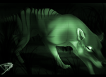 Thylacine Night Cam by DJ88