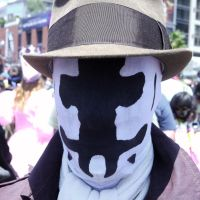 Rorschach by makepictures