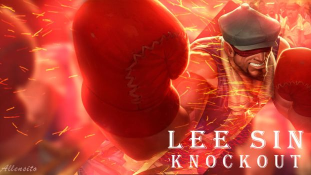Lee sin Knockout by Allensito