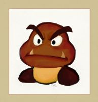 Goomba by rollingrabbit