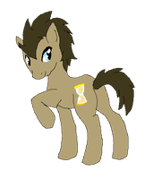 My Little Timelord by DrWhooves
