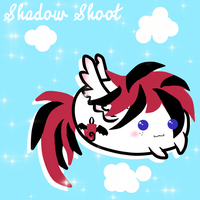Blob Pony: Shadow Shoot by Firepoppy