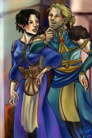 Commission: Anders and Surana by PayRoo