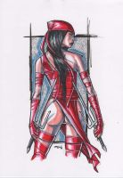 ELEKTRA MARKER MADNESS by deemonproductions