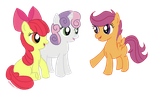 Cutie Mark Crusaders Chat by xenacee