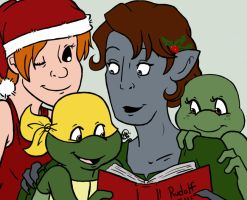 GiftArt: Christmas Stories by Shellsweet