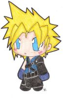 My name is Cloud by Natsu-Kotone