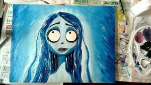 corpse bride by MrsSuicide