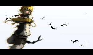 Roxas Rage by CLE2
