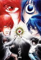 Death Note - Break the Line by KiuBe