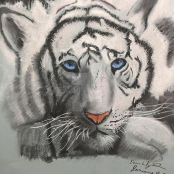 White Tiger, Realism by heartsdescend