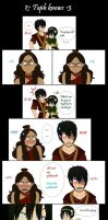 zutara comic-toph knows by IveWasHere