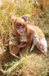 Horo - Cornfield I by MissNoblesse