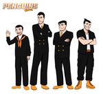 Penguins Of Madagascar Rehumanized by ExtremePenguin