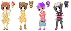 Animal Crossing by ichigo-tan