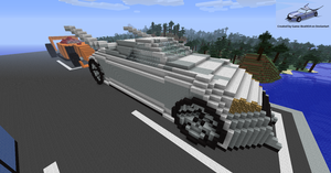 Radical One in Minecraft (Updated) by Game-BeatX14
