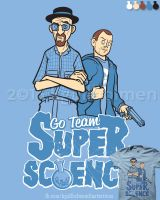 Go Team Super Science! by kgullholmen