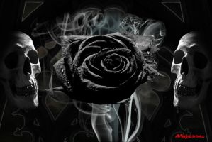 Gothic Rose By Mejestic by Mejestic
