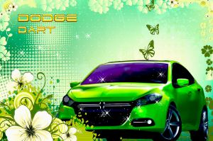 Dodge Dart Inspired By You Contest by whendt
