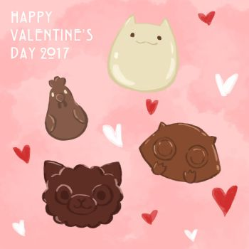 2017 Valentine's Day by oversoul4