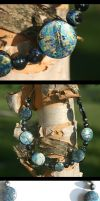 Dragonfly Bead Set by CatharsisJB