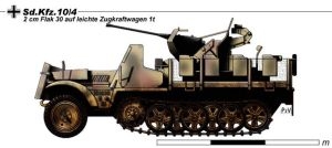 Sd.Kfz.10.4 by nicksikh