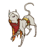 Ghirahim Kitty by Eighth-Reaper