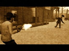 Wild West Duel 5 by Madilloman