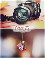 Action 25 + PSD by diastereomer