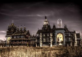Mystic palace by crosscut86
