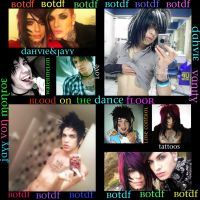 Blood On The Dance Floor Collage by xXxCourtneyMartinxXx