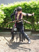 Morrigan ACen 2011 1 by LadySiha