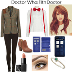 Doctor Who 11th Doctor Inspired outfit by RockerChic21