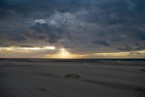 Ostend - Sunset by Louserz
