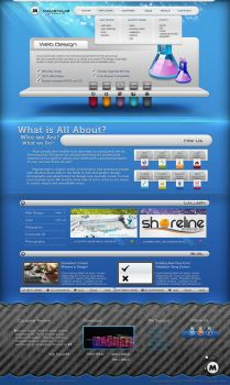 MAGNETICLAB Portfolio Mock-Up by magneticlab