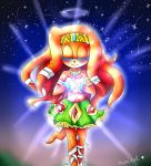 |Tikal| The Servers Are The Seven Chaos by XxxMikalxxX