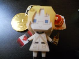 Canada papercraft by Delishen