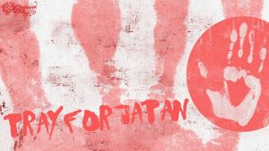 Pray for Japan by Ayo-Charizard