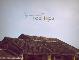 Faifo Impression --rooftops by Fennecia
