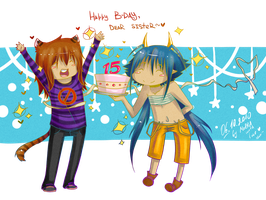 ::Teo's B-DAY:: by Morra-chan