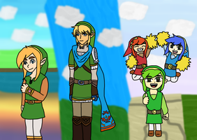 The Links #5 - Coloured by KatLime
