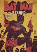 Golden Age Batman Beyond by DanielDahl