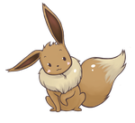 Cutie Eevee by Hallucination-Walker