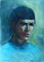 Spock by look