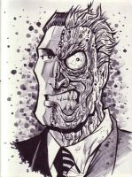 Two-Face by calslayton