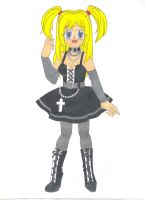 Misa Amane by animequeen20012003