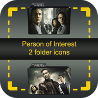 Person of Interest folder icons by LeaBeaudoin