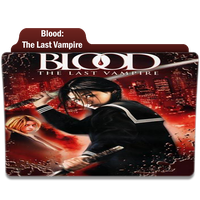 Blood: The Last Vampire by Movie-Folder-Maker