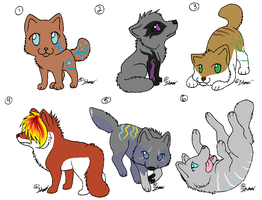 chibi adopts -open- by emeradethedragon